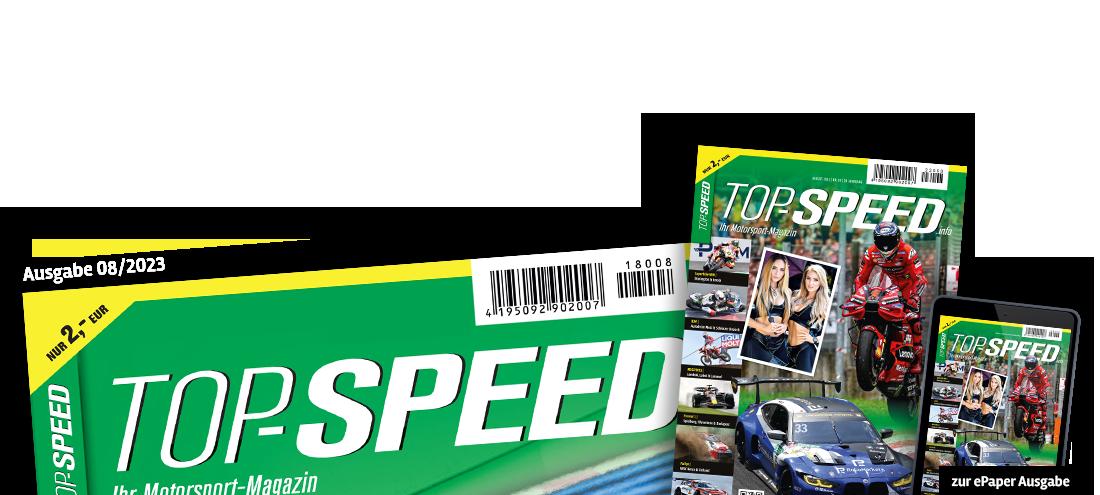 Top Speed Ihr Motorsport Magazin Ihr Motorsport Magazin
